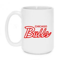 Кружка 420ml Bulls from Chicago - FatLine