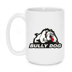 Кружка 420ml Bully dog