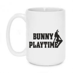 Кружка 420ml Bunny Playtime - FatLine
