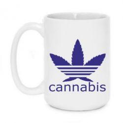Кружка 420ml Cannabis - FatLine