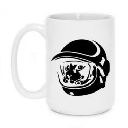 Кружка 420ml Cat Astronaut - FatLine