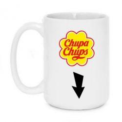 Кружка 420ml Chupa Chups - FatLine