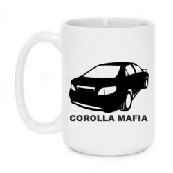 Кружка 420ml Corolla Mafia - FatLine