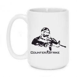 Кружка 420ml Counter Strike Player - FatLine