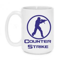 Кружка 420ml Counter Strike