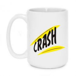 Кружка 420ml Crash