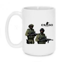 Кружка 420ml CS GO - FatLine