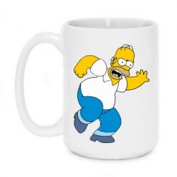 Кружка 420ml Dance, Homer!