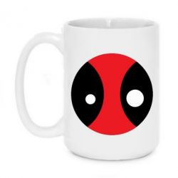 Кружка 420ml Deadpool 0o - FatLine