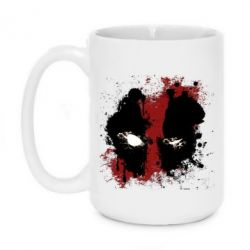 Кружка 420ml Deadpool Spray - FatLine