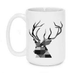Кружка 420ml Deer Art - FatLine