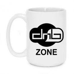 Кружка 420ml DnB Zone - FatLine