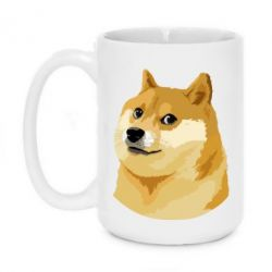 Кружка 420ml Doge - FatLine