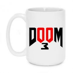 Кружка 420ml Doom 3 - FatLine