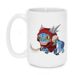 Кружка 420ml Dota 2 Slark Art - FatLine