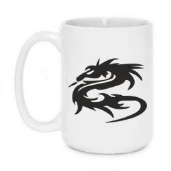 Кружка 420ml Дракон - FatLine