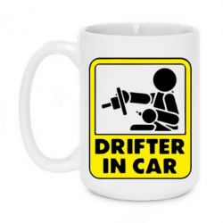 Кружка 420ml Drifter in Car - FatLine