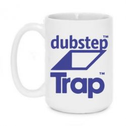 Кружка 420ml Dubstep Trap
