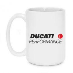 Кружка 420ml Ducati Perfomance - FatLine