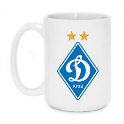 Кружка 420ml Dynamo Kiev - FatLine