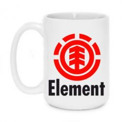 Кружка 420ml Element - FatLine