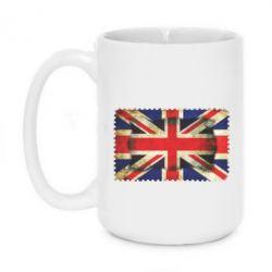 Кружка 420ml England - FatLine