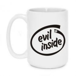 Кружка 420ml Evil Inside - FatLine