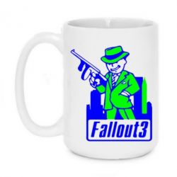 Кружка 420ml Fallout 3 - FatLine