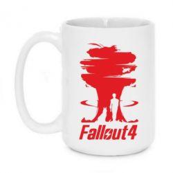 Кружка 420ml Fallout 4 Art - FatLine