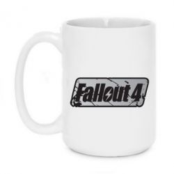 Кружка 420ml Fallout 4 Logo 2 - FatLine