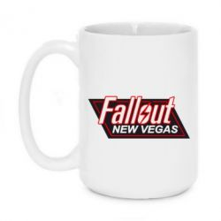 Кружка 420ml Fallout New Vegas - FatLine