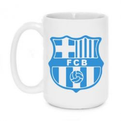 Кружка 420ml FC Barcelona - FatLine