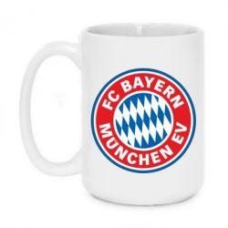 Кружка 420ml FC Bayern Munchen - FatLine