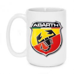 Кружка 420ml FIAT Abarth - FatLine