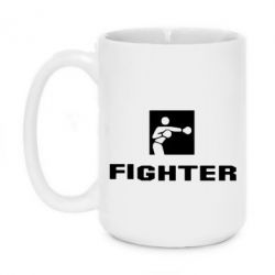 Кружка 420ml Fighter - FatLine