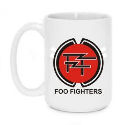 Кружка 420ml Foo fighters