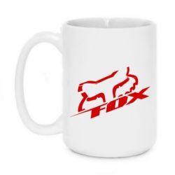 Кружка 420ml FOX Racing - FatLine