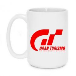 Кружка 420ml Gran Turismo - FatLine