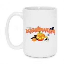 Кружка 420ml Halloween Logo - FatLine