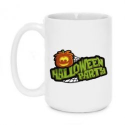Кружка 420ml Halloween Party Logo - FatLine