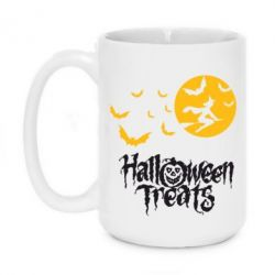 Кружка 420ml Halloween Treats - FatLine