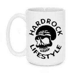 Кружка 420ml Hardrock lifestyle - FatLine