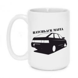 Кружка 420ml hatchback Mafia - FatLine