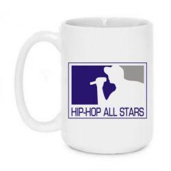 Кружка 420ml Hip-hop all stars - FatLine