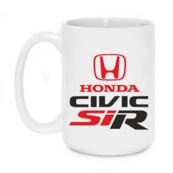 Кружка 420ml Honda Civic Si - FatLine