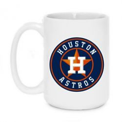 Кружка 420ml Houston Astros - FatLine