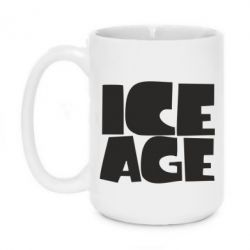 Кружка 420ml ICE ACE - FatLine