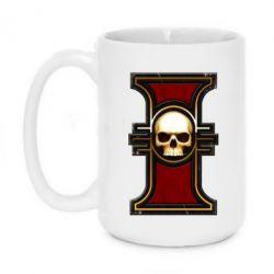 Кружка 420ml инквизиция warhammer - FatLine