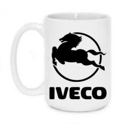 Кружка 420ml IVECO - FatLine