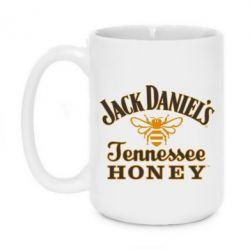 Кружка 420ml Jack Daniel's Tennessee Honey - FatLine